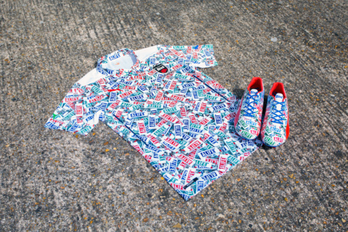 PUMA CREAM evoSPEED - Soccer Jersey Collection - 4