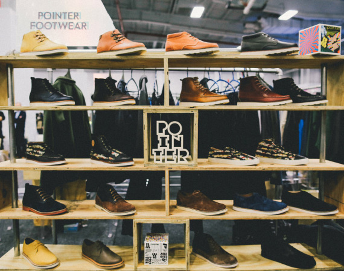 Pointer - Fall/Winter 2014 Collection | Preview - 1