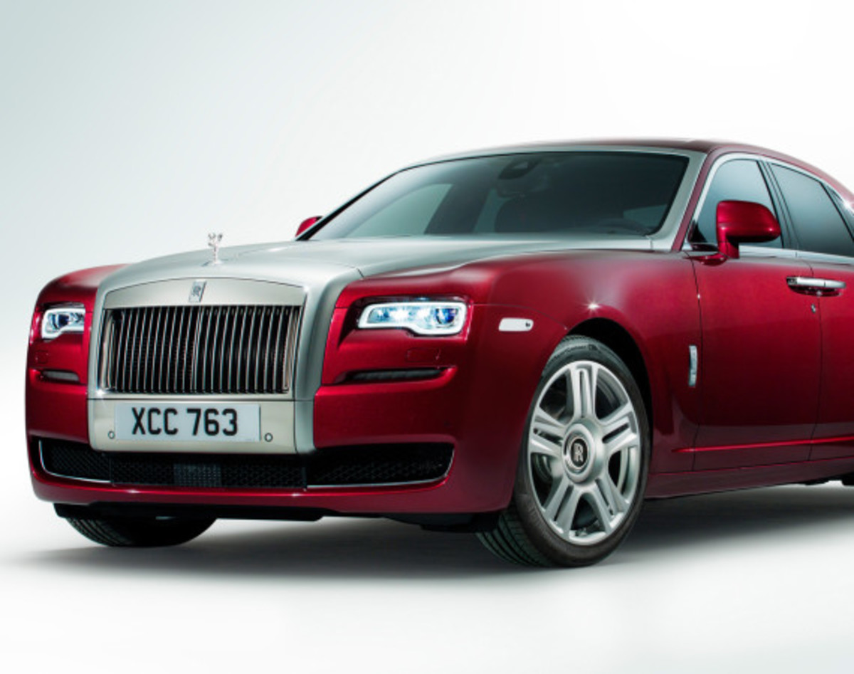 Rolls-Royce Ghost Series II - Officially Unveiled - 1