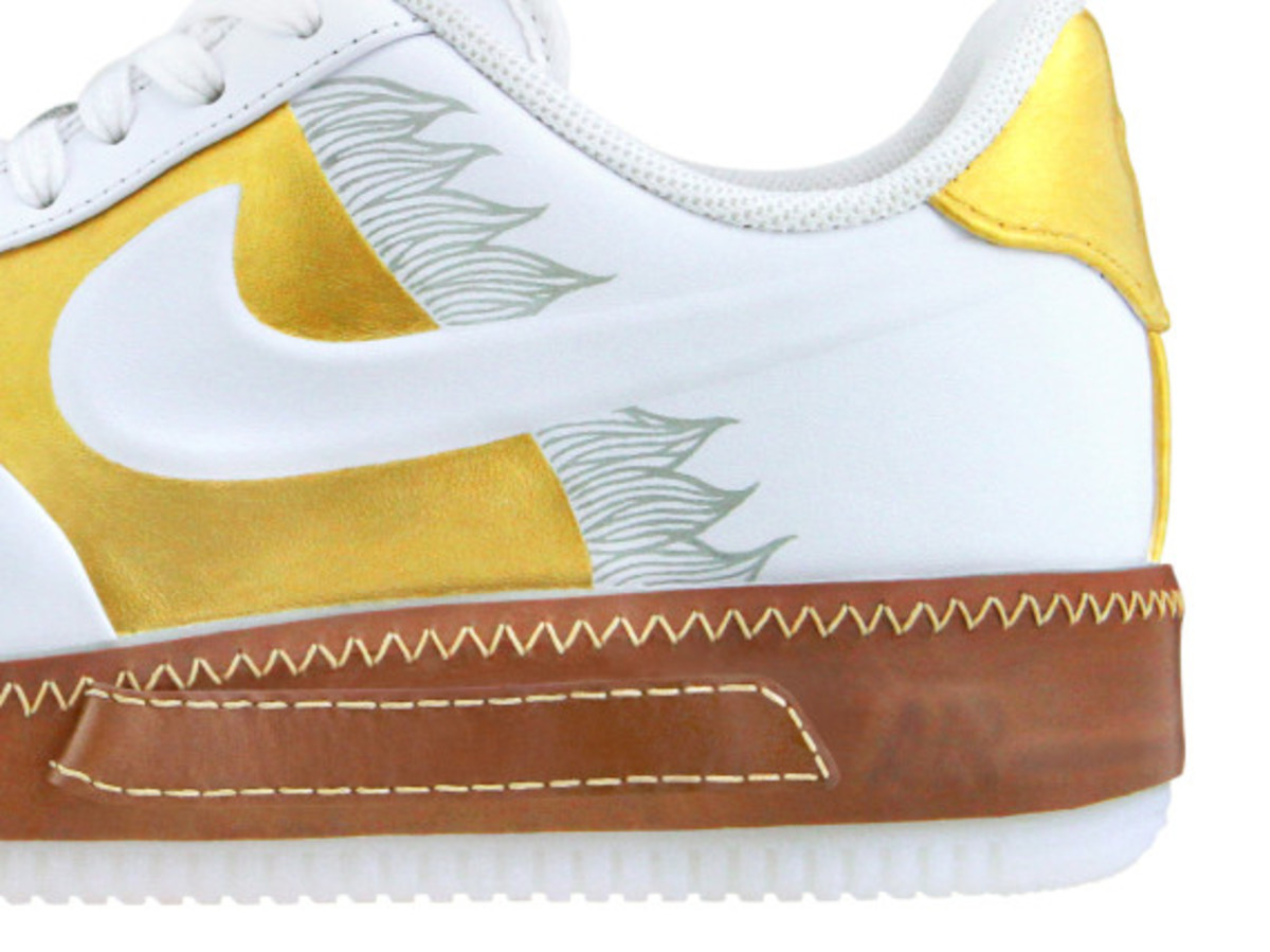 "Nike Air Force 1 – ""AF1 Year of the Horse"" Customs 