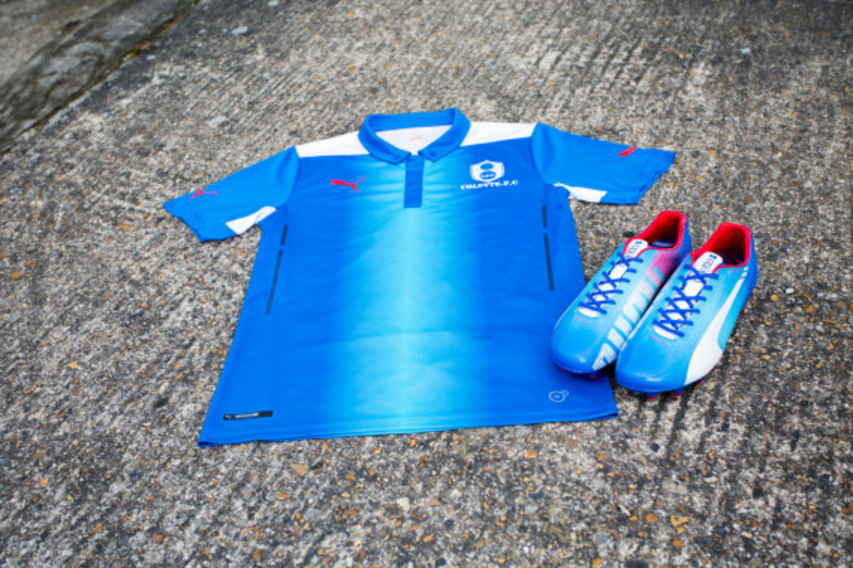 PUMA CREAM evoSPEED - Soccer Jersey Collection - 7
