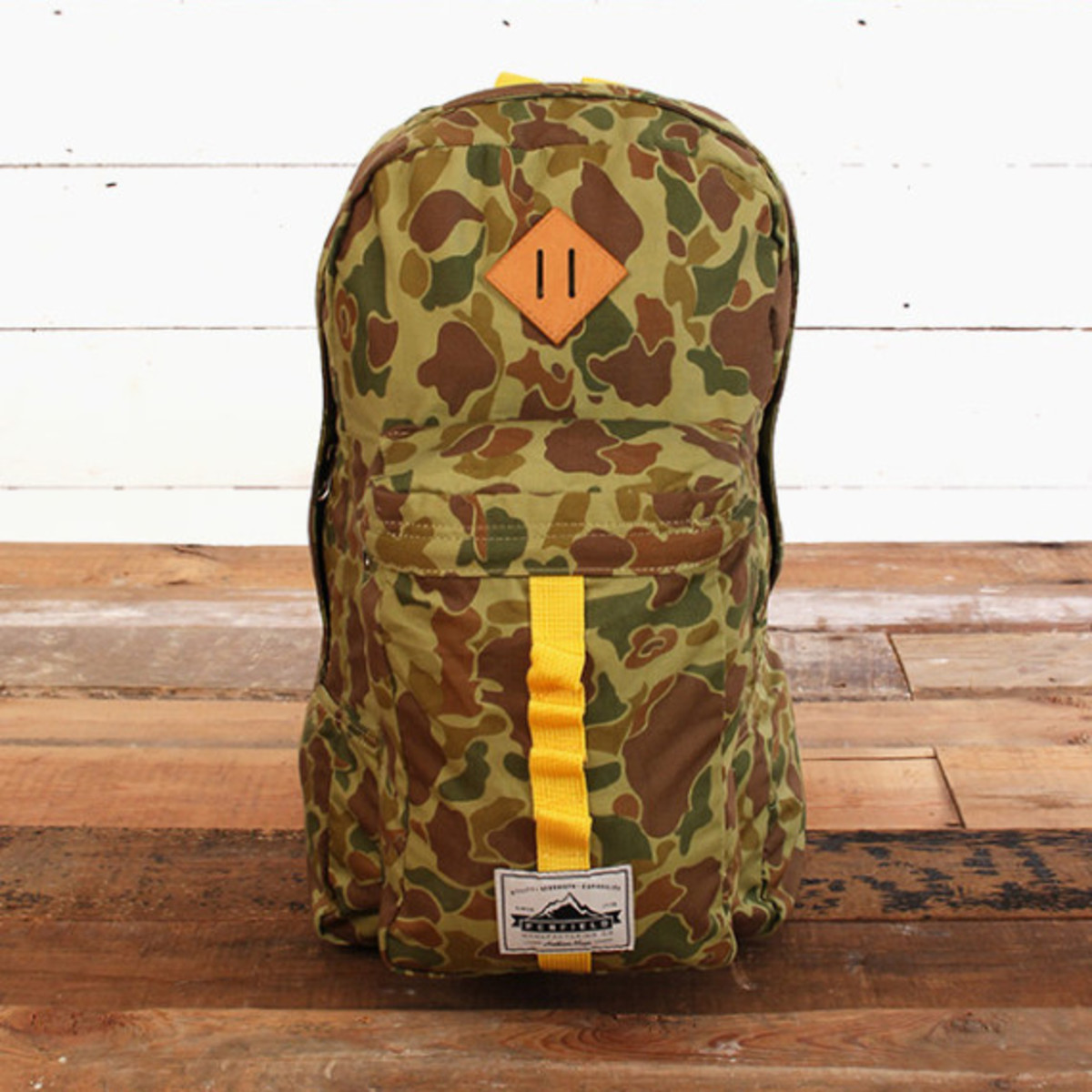 "Penfield Tala Field Pack – ""Duck Camo"" - 7"
