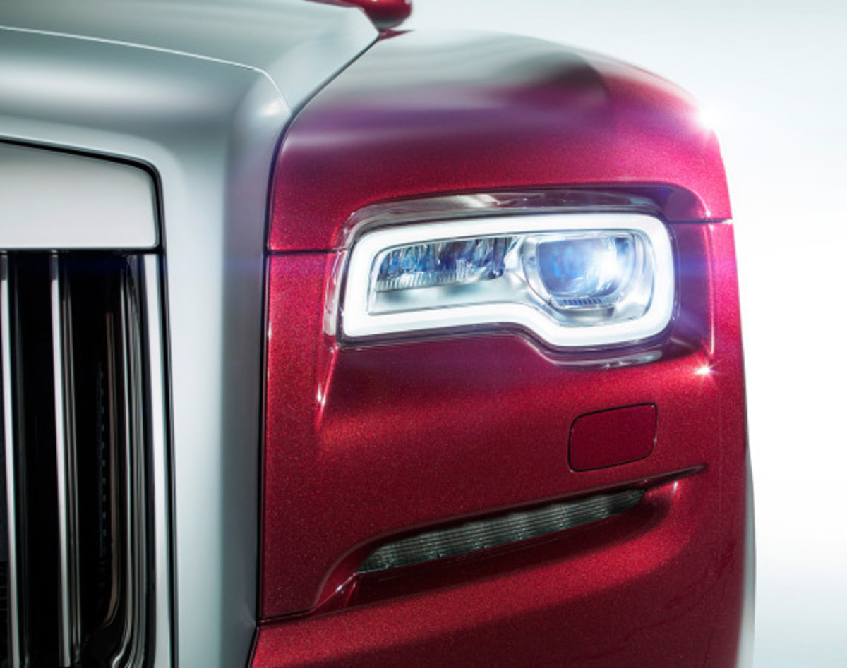 Rolls-Royce Ghost Series II - Officially Unveiled - 2