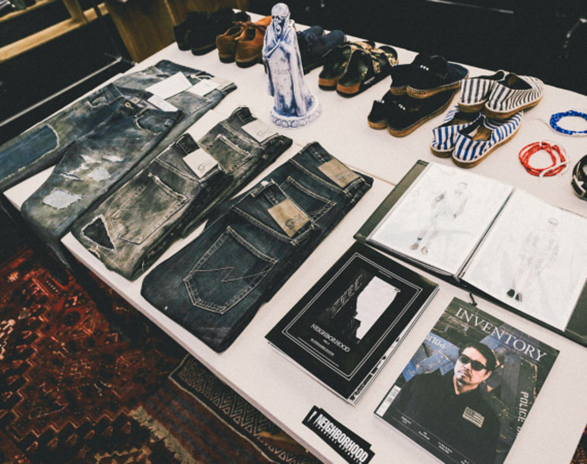 NEIGHBORHOOD - Spring/Summer 2014 Collection | Preview - 3