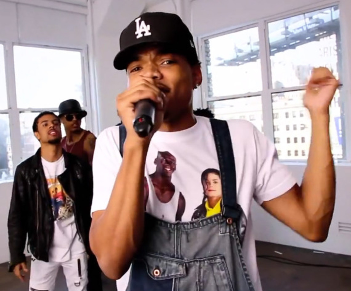 XXL Freshman 2014 Cypher - Part 1 | Video - 0