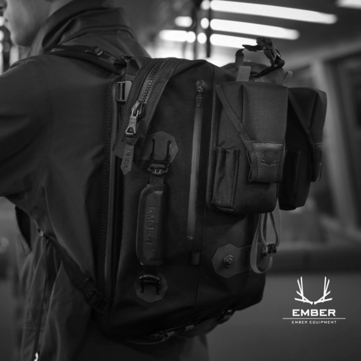 Modular Urban Backpack by EMBER EQUIPMENT - 0