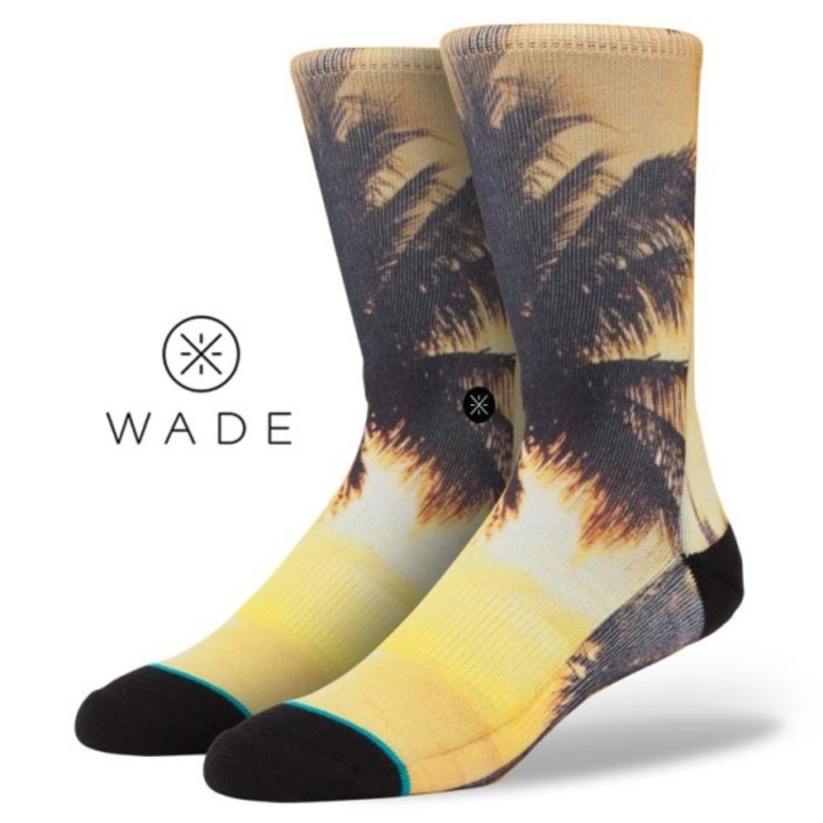 Dwyane Wade x Stance Socks – Summer 2014 Collection - 1