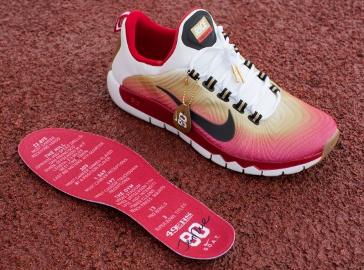 "Nike Free Trainer 5.0 NRG - ""Jerry Rice"" - 2"