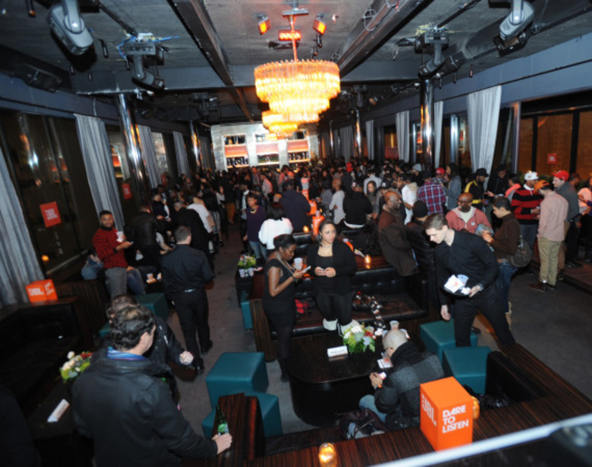 JBL Synchros S700 Headphones NYC Launch Party with DJ D-Nice | Event Recap - 39