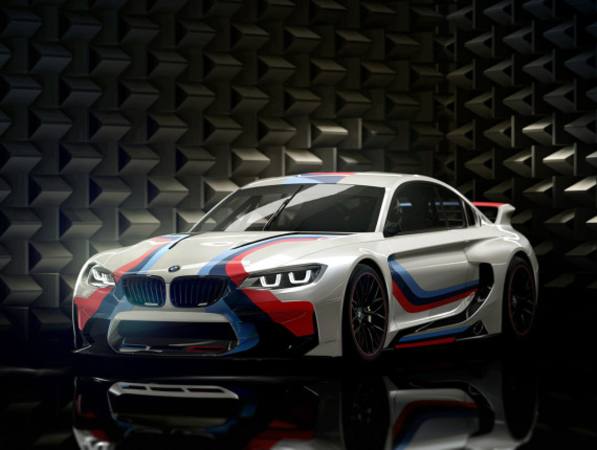 BMW Vision Gran Turismo | For Sony PlayStation 4 and Gran Turismo 6 - 4