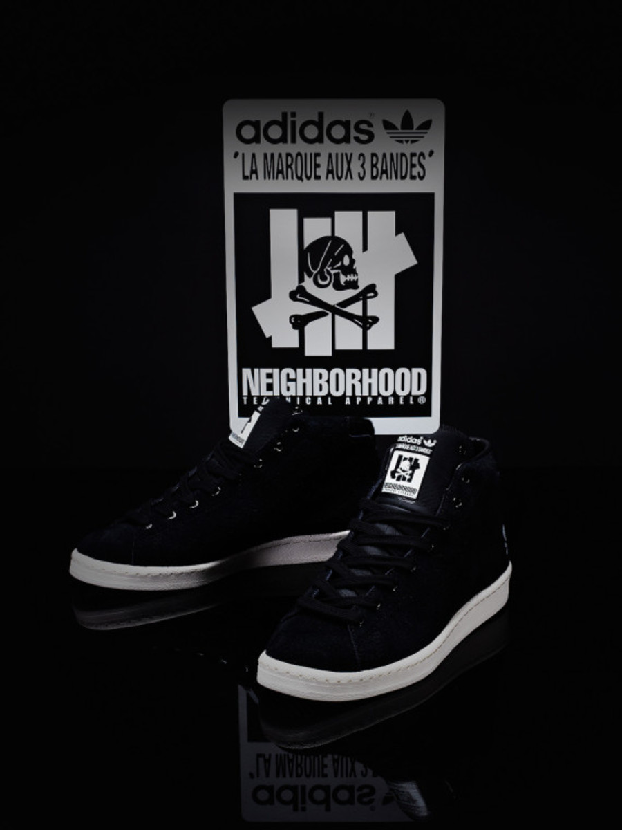 UNDEFEATED x NEIGHBORHOOD x adidas Consortium | Release Info - 21