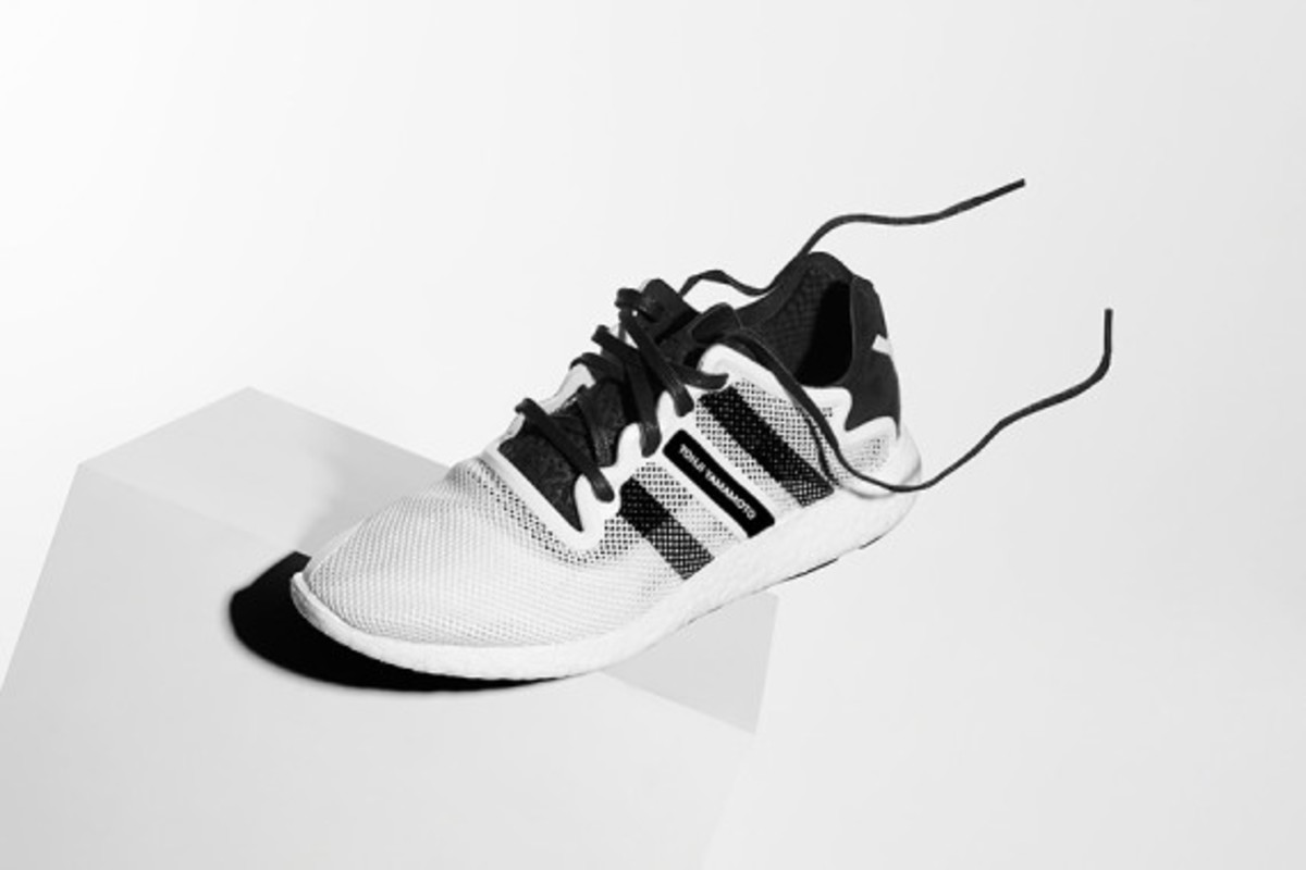 Y-3 Yohji Boost by adidas | For One Hand To AnOTHER Charity Auction - 1