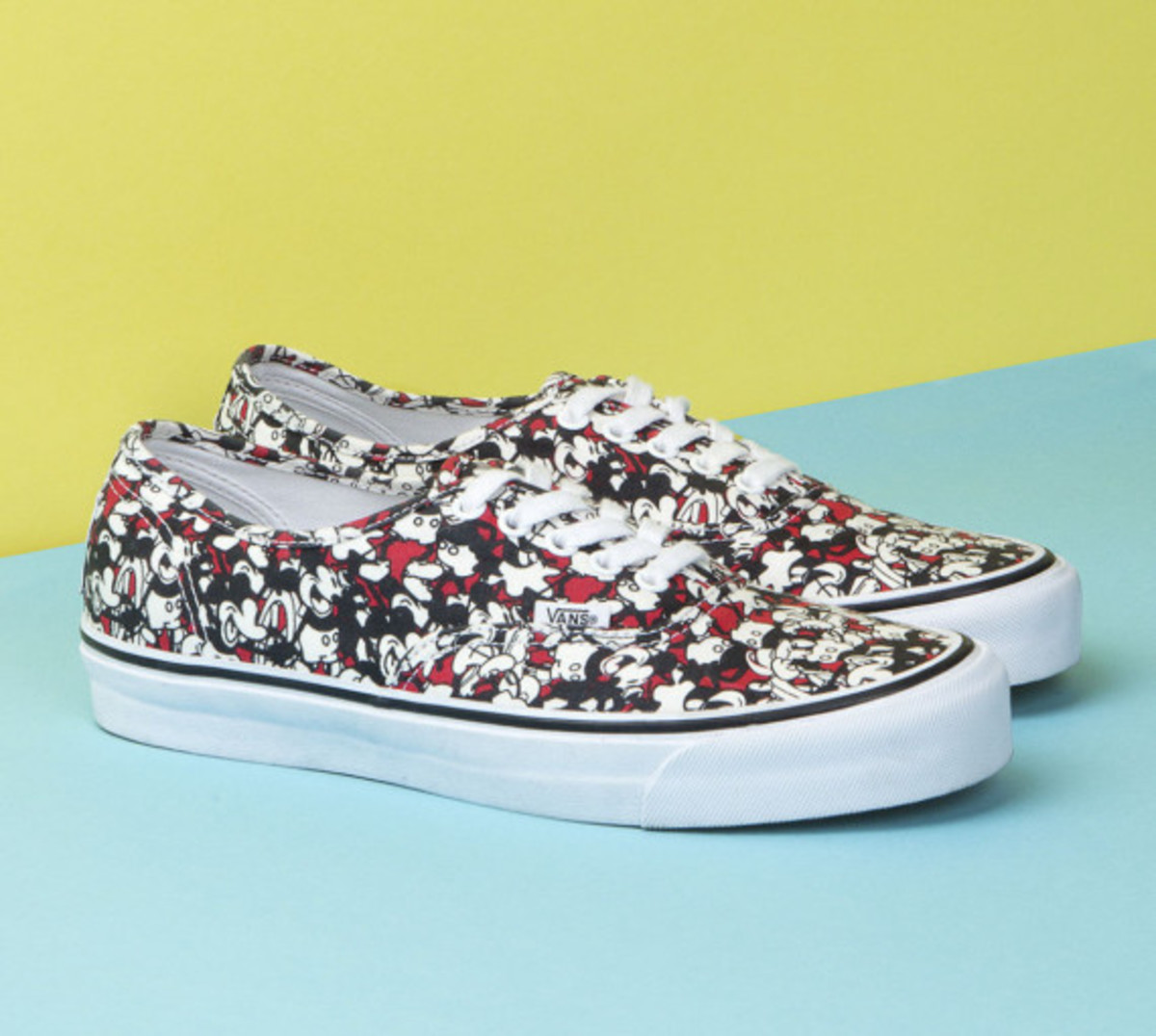 "Disney x Opening Ceremony x VANS - ""Mickey Mouse"" Footwear Collection - 1"