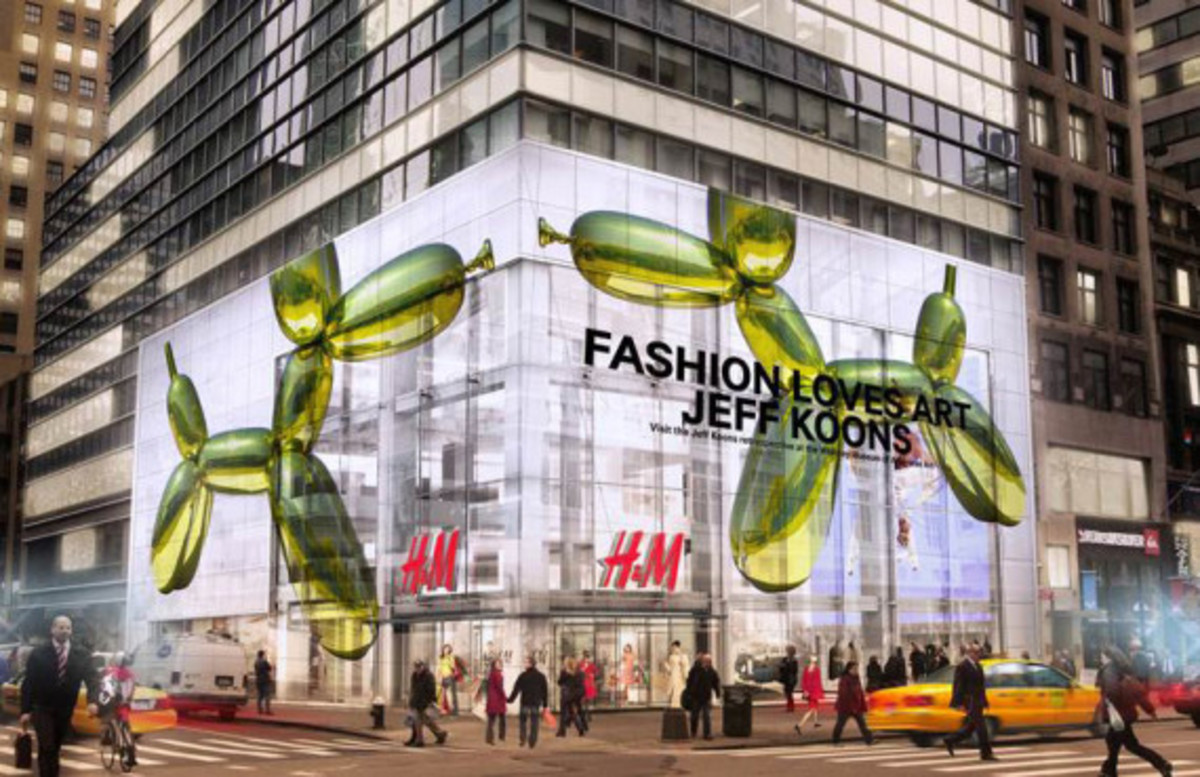 H&M x Whitney Museum of American Art x Jeff Koons - 2