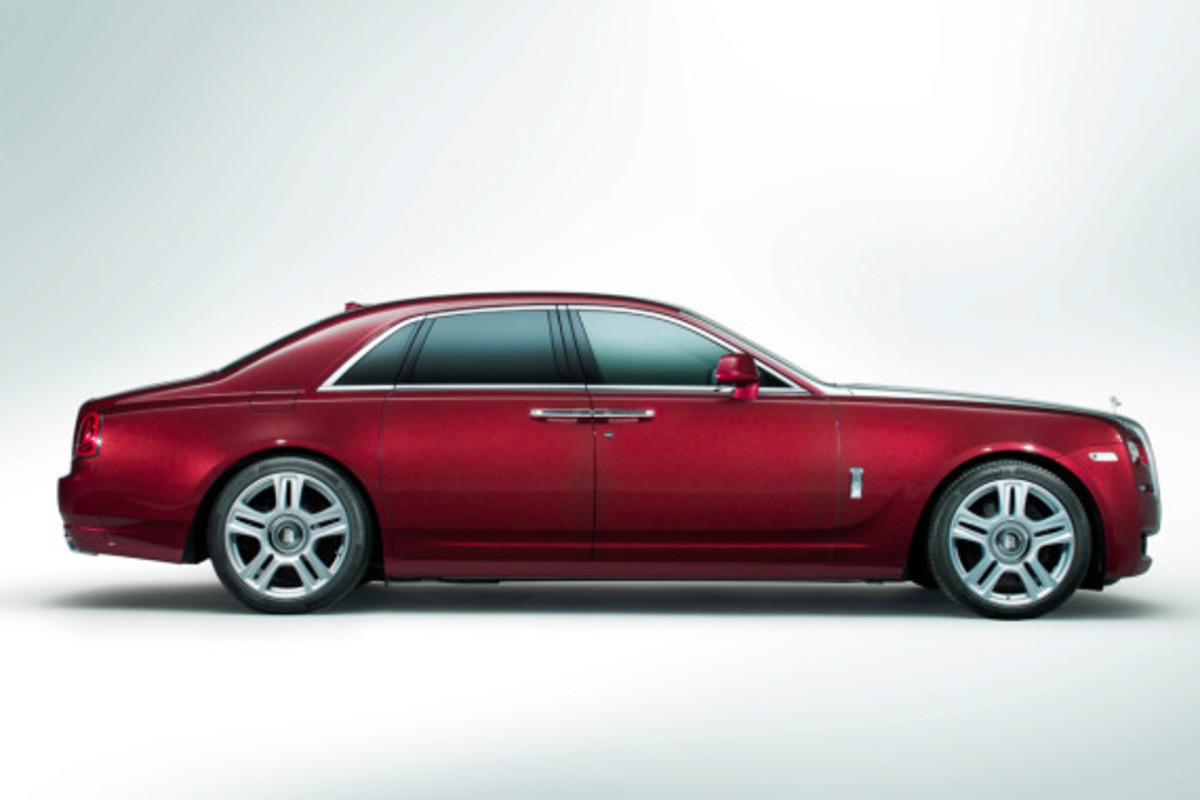 Rolls-Royce Ghost Series II - Officially Unveiled - 4