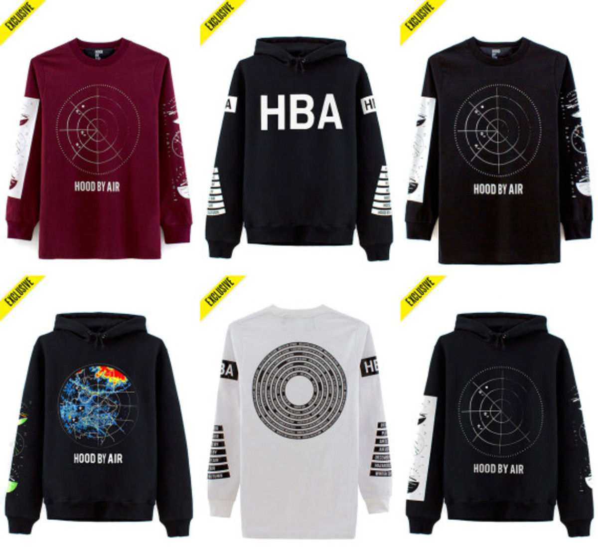 HOOD BY AIR - VFILES Exclusive Collection - 0