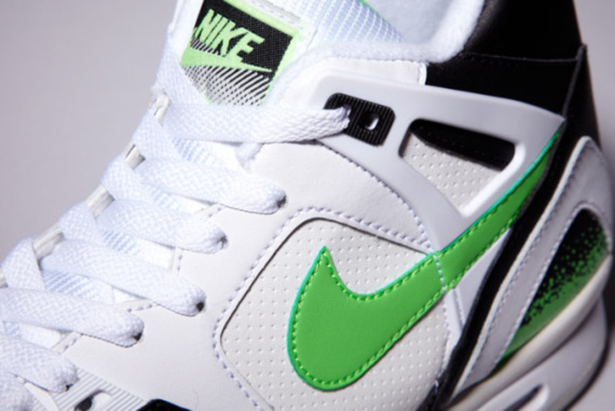 "Nike Air Tech Challenge II - ""Poison Green"" - 5"