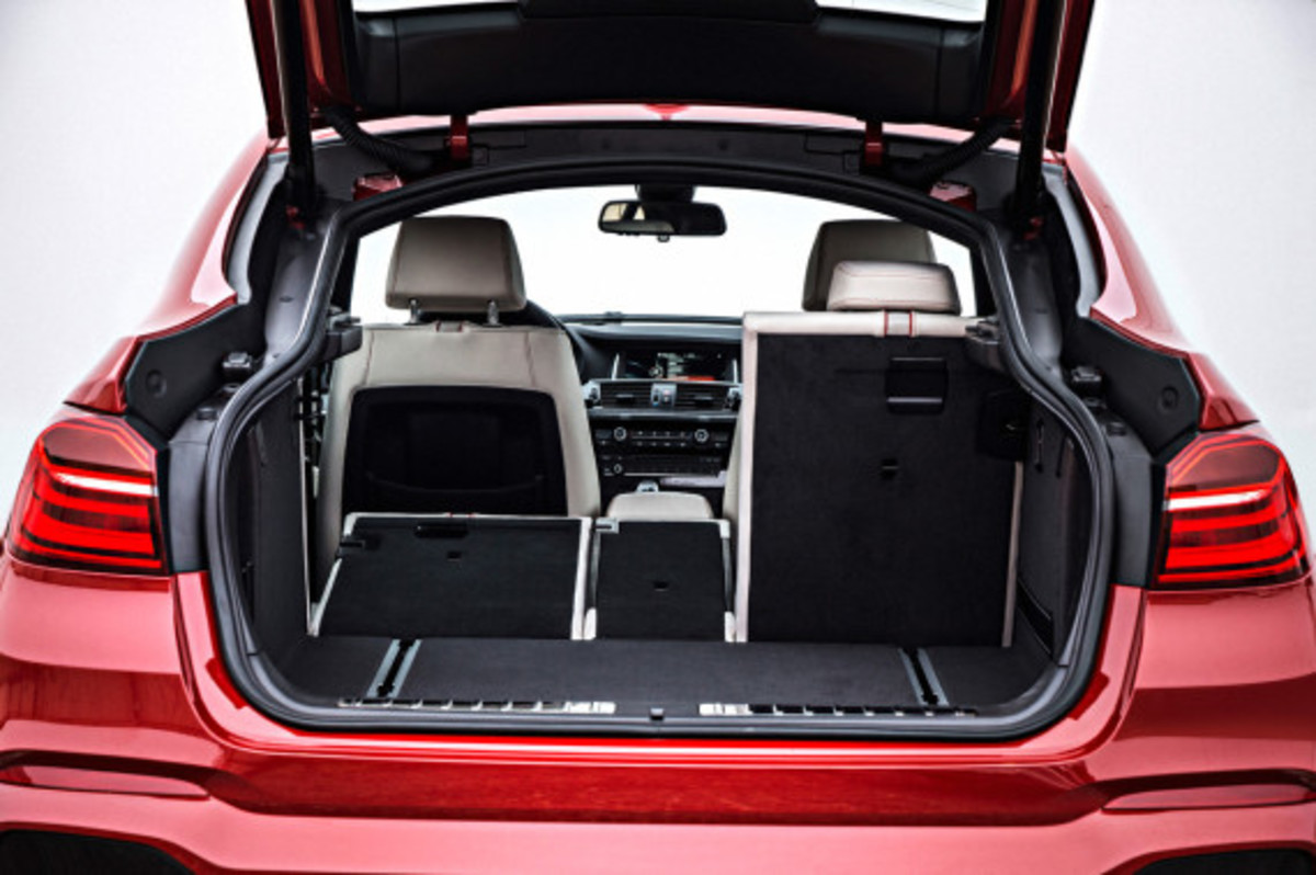 BMW X4 Sports Activity Coupe - Officially Unveiled - 32