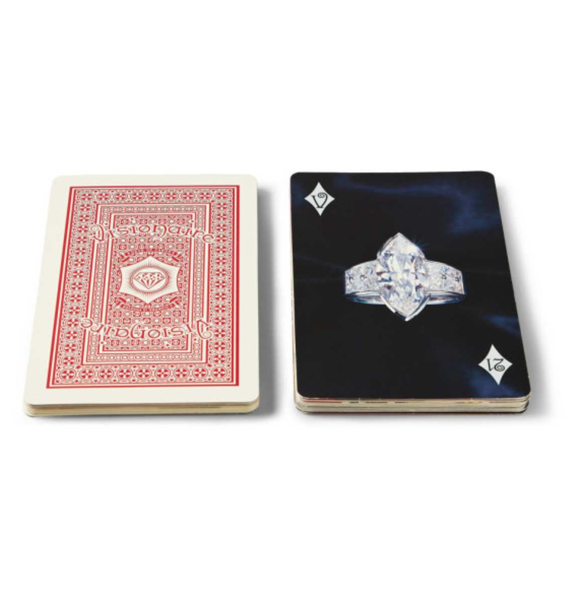 VISIONAIRE 21: Deck Of Cards/The Diamond Issue | Embedded With Real Diamonds - 5