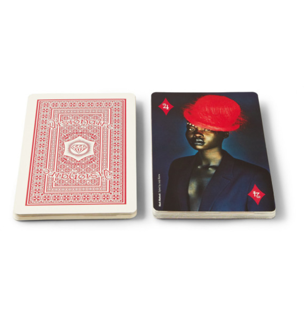 VISIONAIRE 21: Deck Of Cards/The Diamond Issue | Embedded With Real Diamonds - 7