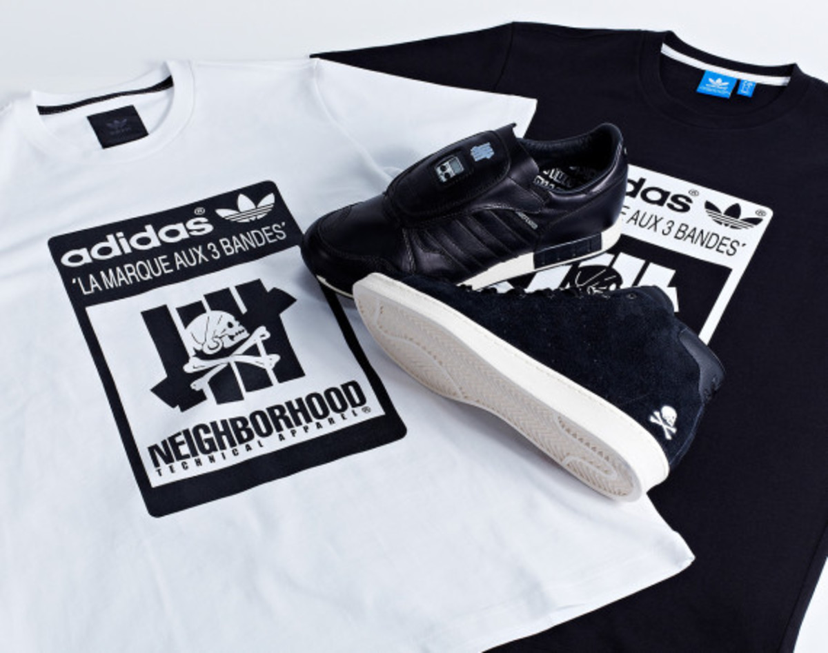 UNDEFEATED x NEIGHBORHOOD x adidas Consortium | Release Info - 32