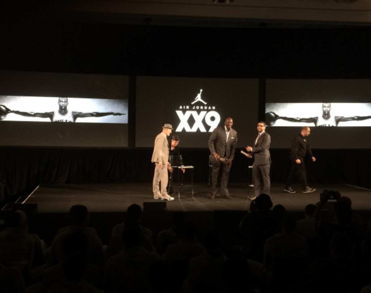 Air Jordan XX9: Tailored For Flight - Official Unveiling | Event Recap - 6