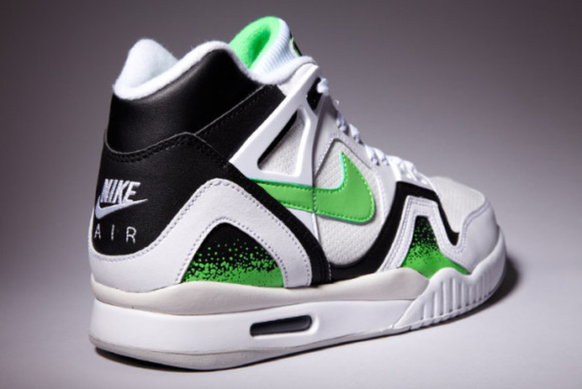 "Nike Air Tech Challenge II - ""Poison Green"" - 0"