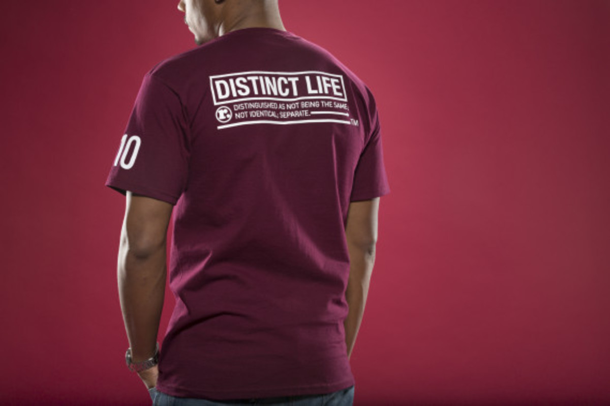 Rick Williams presents Distinct Life Dry Goods - 1