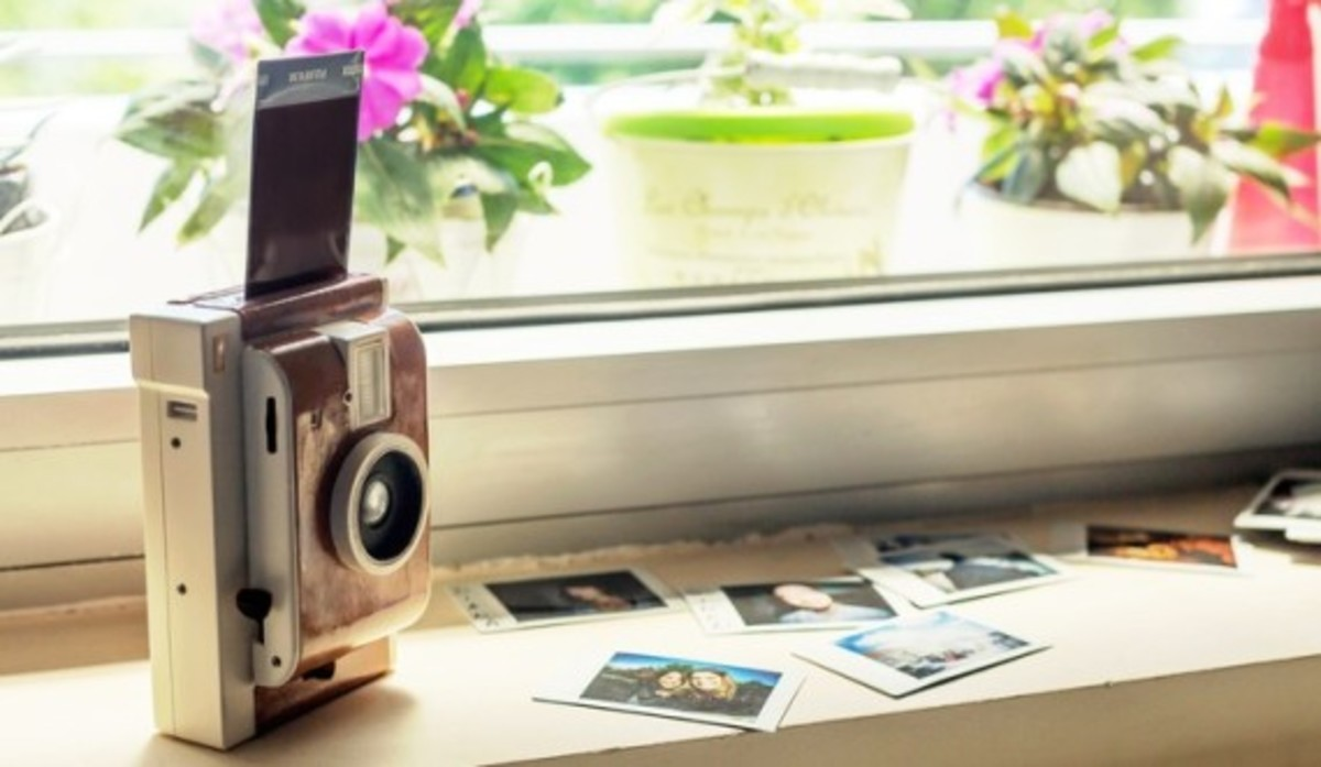 Lomography Lomo'Instant Camera - The World's Most Creative Instant Photography System - 10