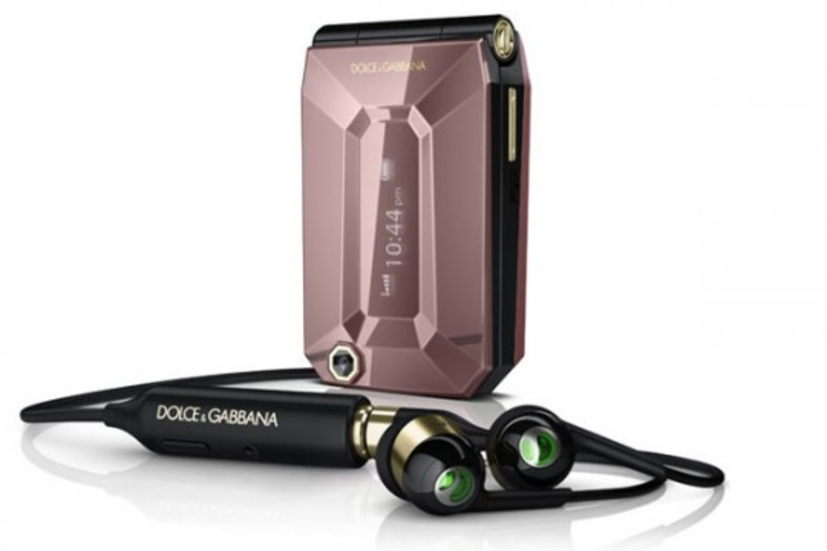 Sony Ericsson X Dolce and Gabbana - Limited Edition Jalou - 0