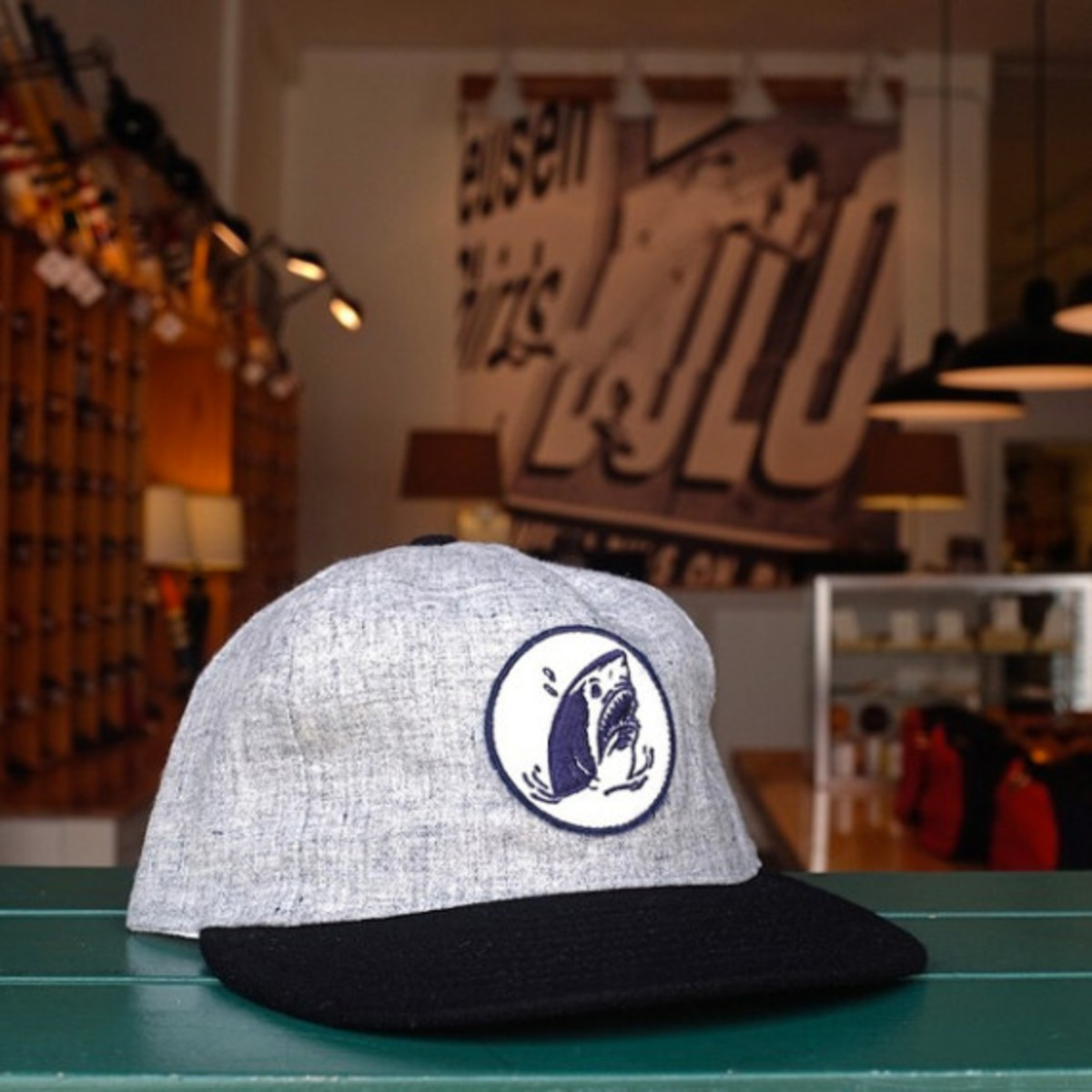 """Macklemore & Ryan Lewis x Ebbets Field Flannels - """"Shark Face Gang"""" Capsule Collection - 2"""