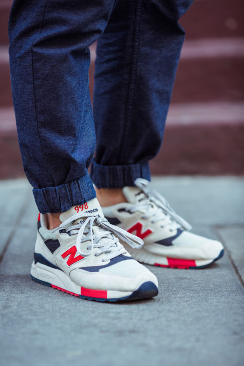 J.Crew x New Balance 998 Independence Day - 7