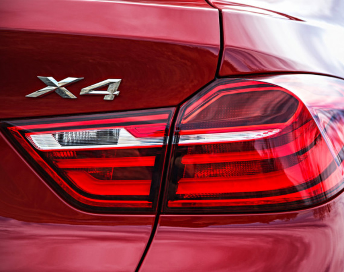 BMW X4 Sports Activity Coupe - Officially Unveiled - 19