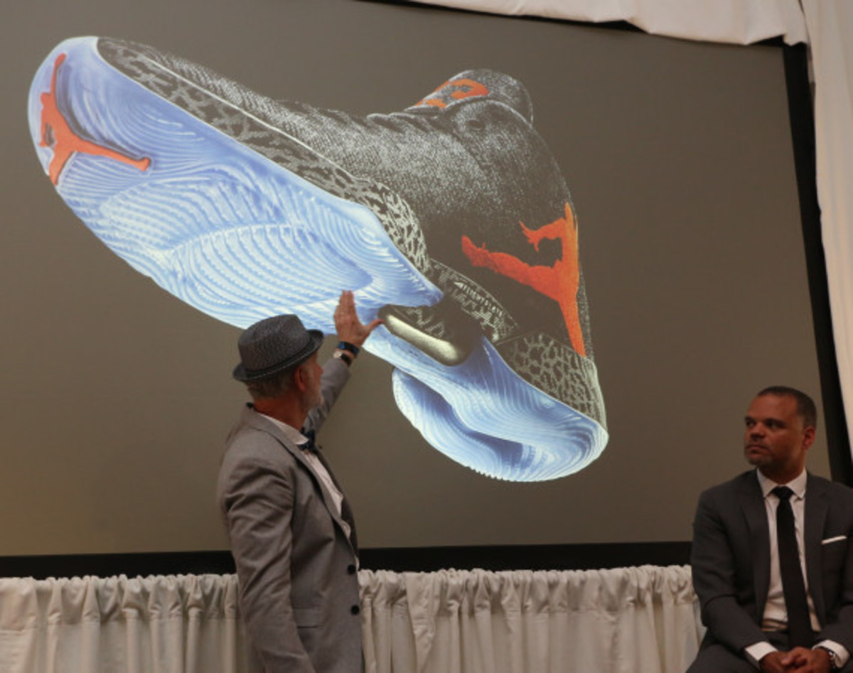Air Jordan XX9: Tailored For Flight - Official Unveiling | Event Recap - 13