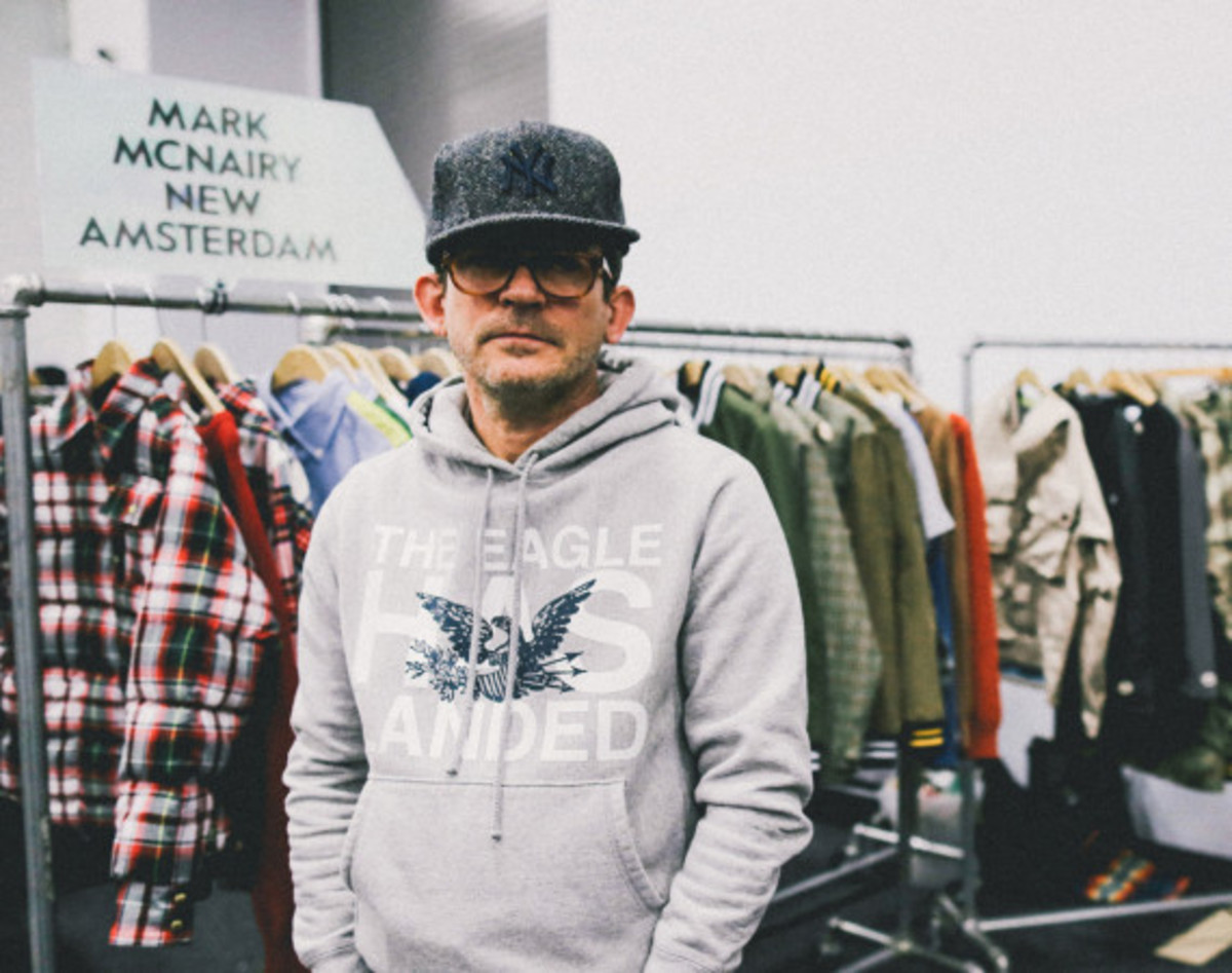 The Style of Mark McNairy | Capsule Show New York - January 2014 - 1