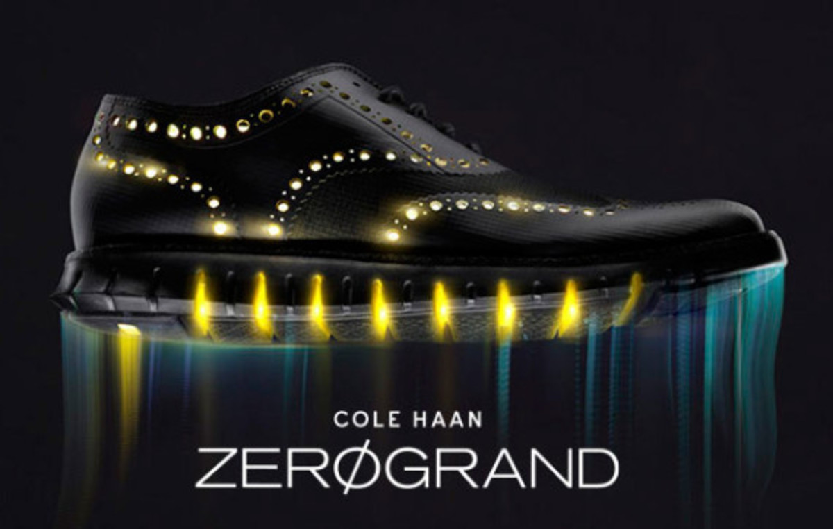 Cole Haan ZeroGrand - Its Lightest and Most Flexible Footwear To Date - 1