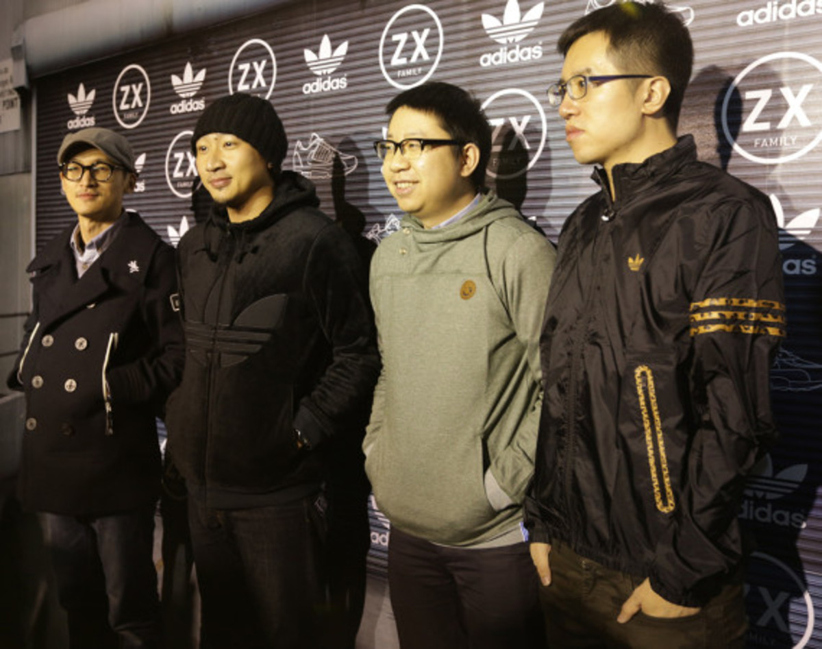 adidas Originals ZX Family: New Series - Shanghai Launch Party  | Event Recap - 3