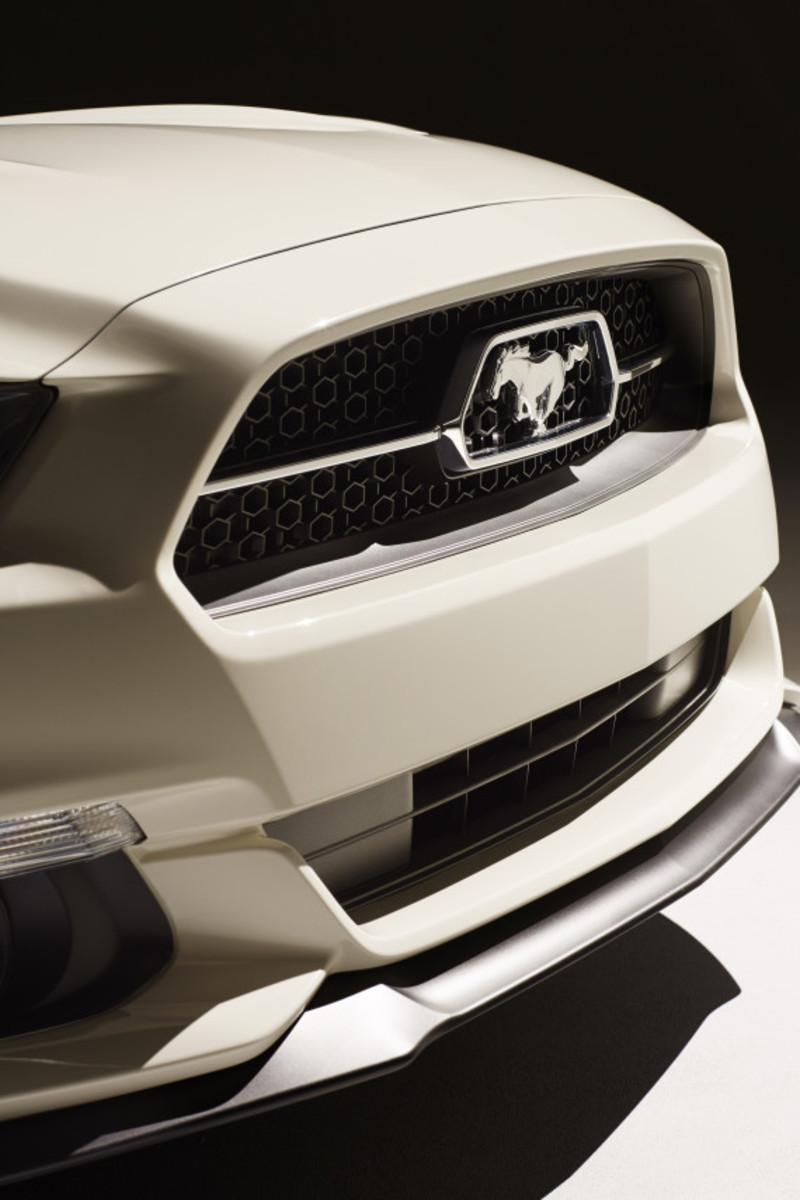 Ford Mustang - 50th Anniversary Edition - 14