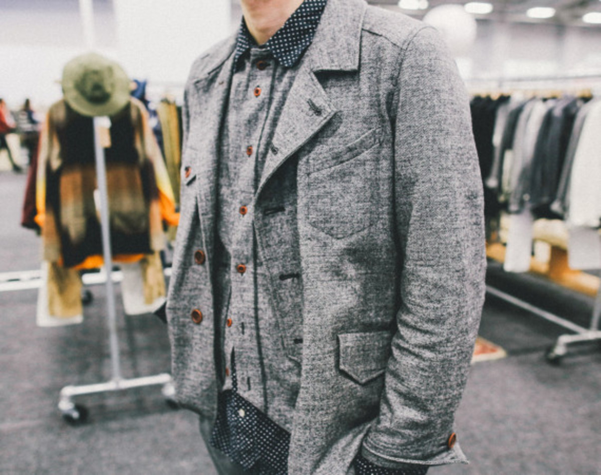 The Style of Kazuki Kuraishi | Capsule Show New York - January 2014 - 1