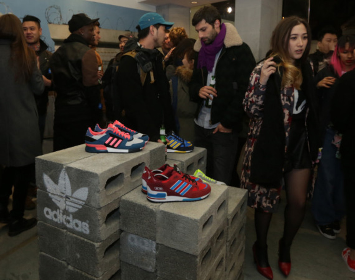 adidas Originals ZX Family: New Series - Shanghai Launch Party  | Event Recap - 12