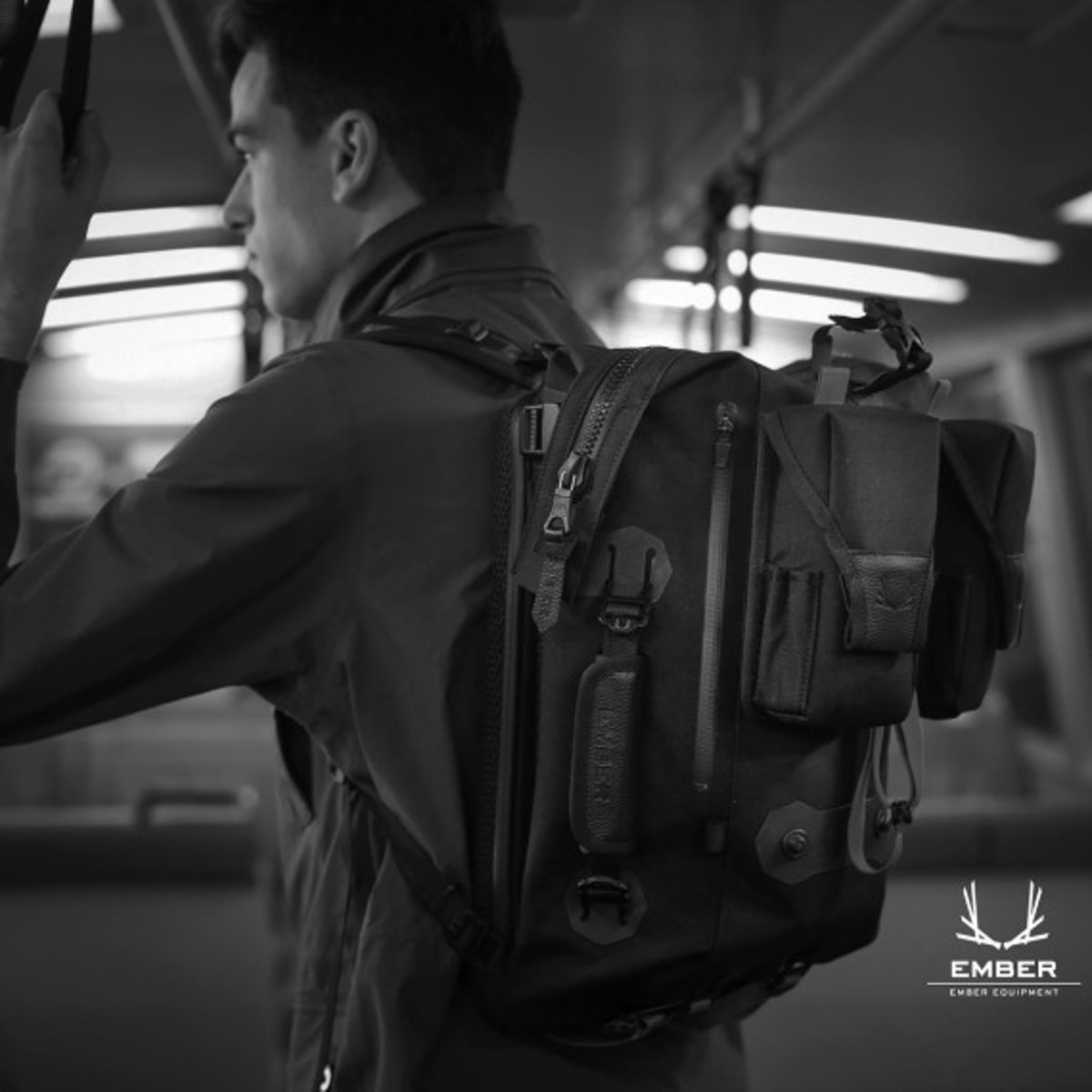 Modular Urban Backpack by EMBER EQUIPMENT - 1
