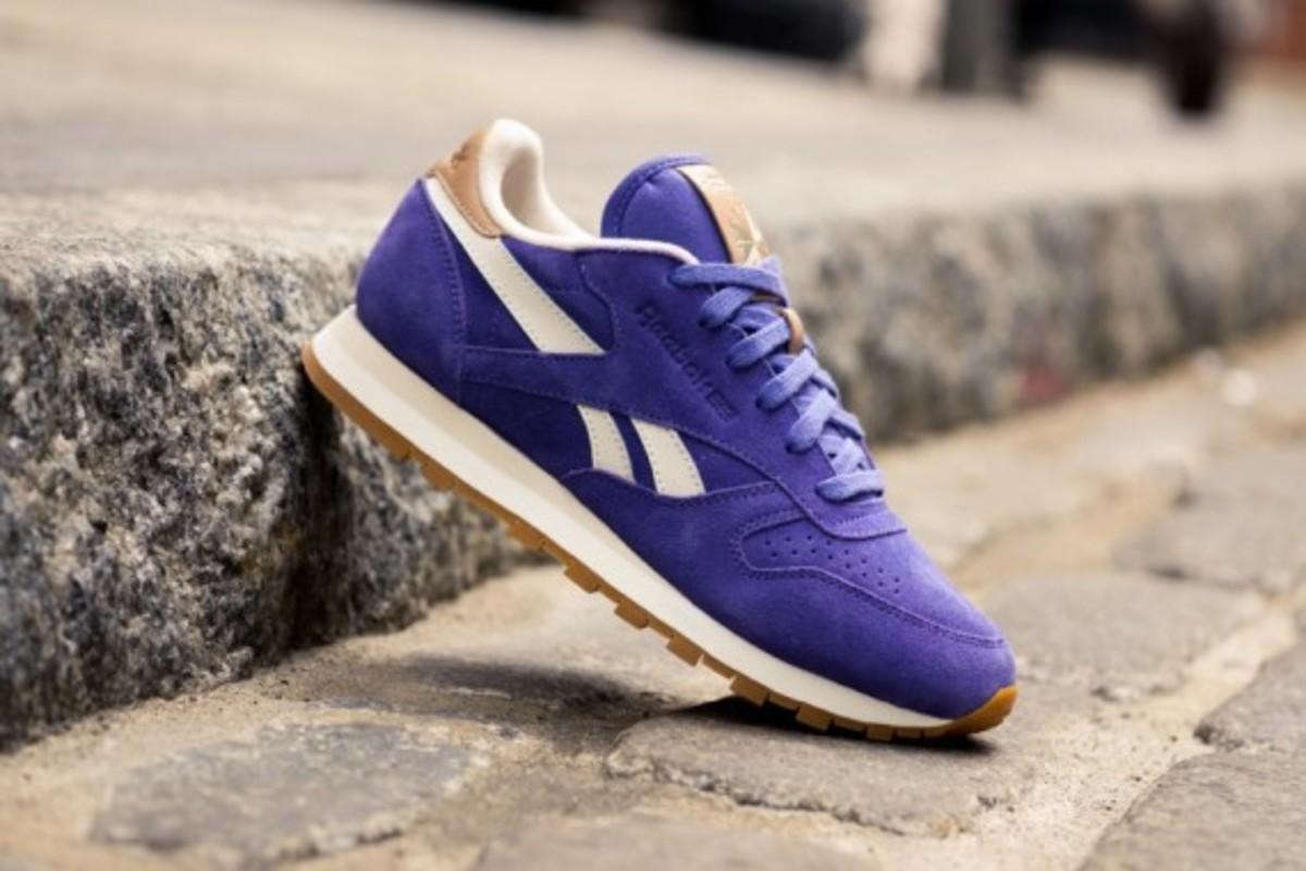 "Reebok Classic Leather - ""Summer Suede"" Pack - 3"