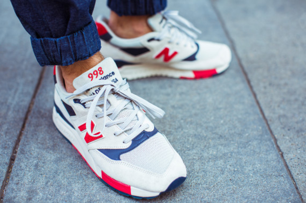 J.Crew x New Balance 998 Independence Day - 9