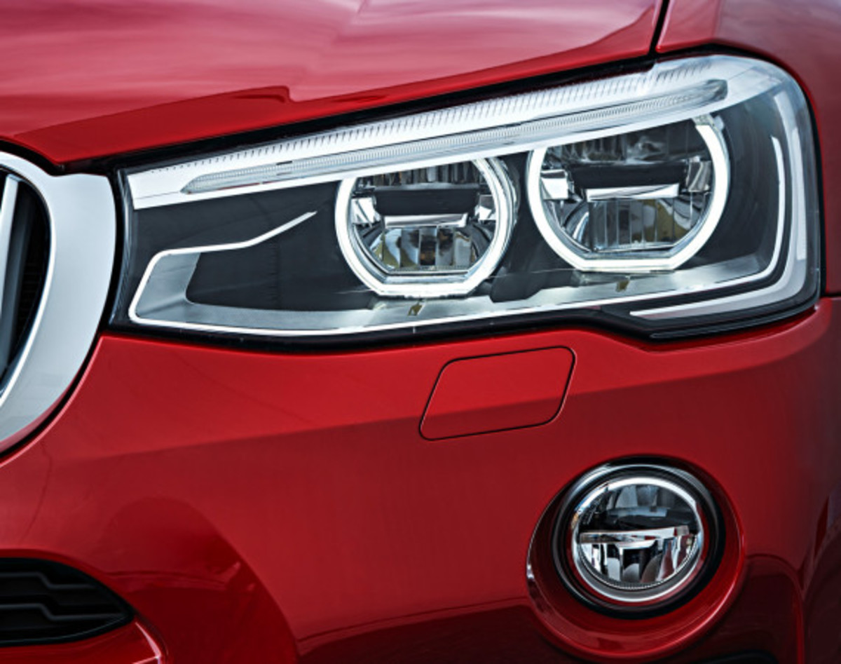 BMW X4 Sports Activity Coupe - Officially Unveiled - 20