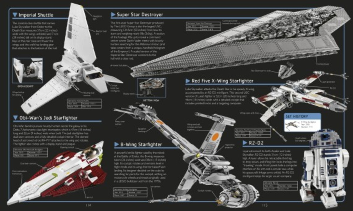 LEGO Star Wars: The Visual Dictionary - Updated and Expanded Edition - 2