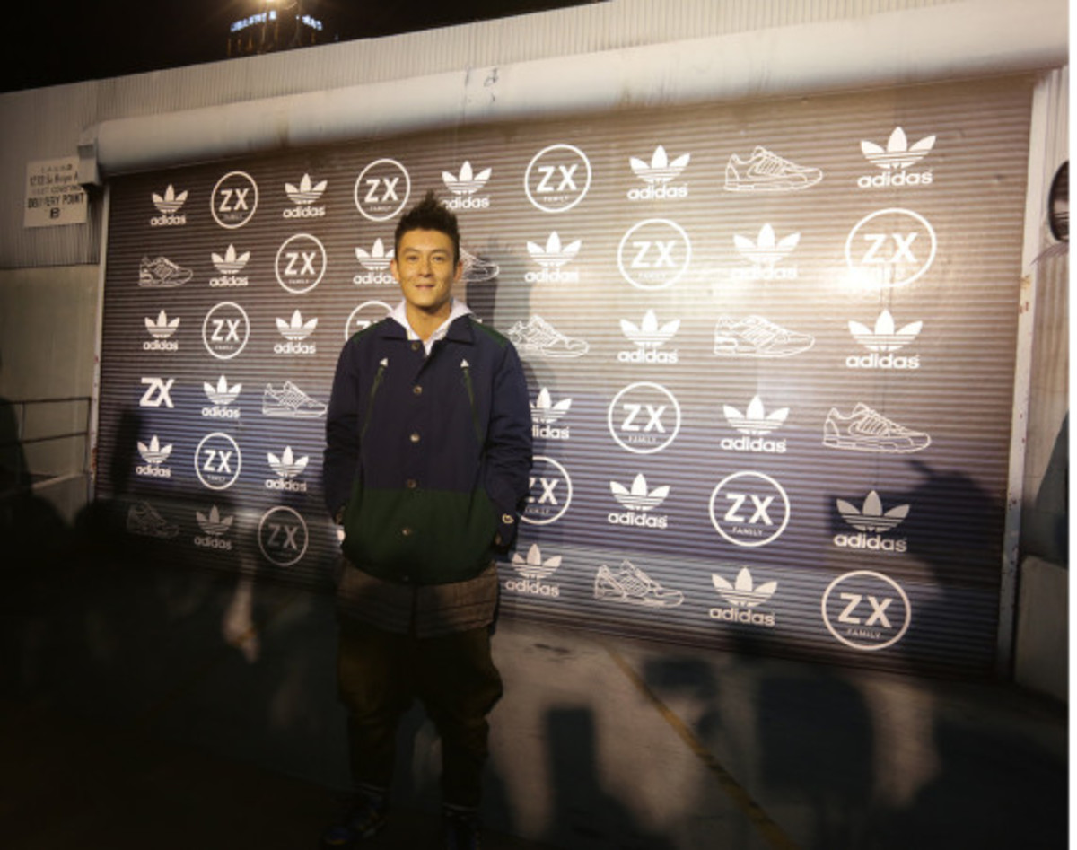 adidas Originals ZX Family: New Series - Shanghai Launch Party  | Event Recap - 1