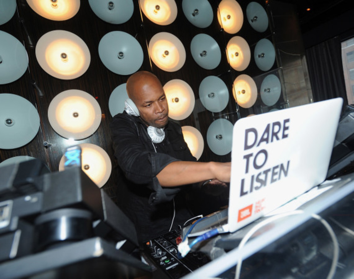 JBL Synchros S700 Headphones NYC Launch Party with DJ D-Nice | Event Recap - 30