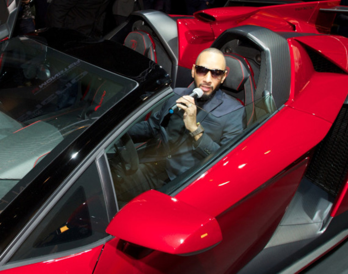 Monster Teams Up With Lamborghini For H-Fi Audio System on Veneno RDS Roadster - 0