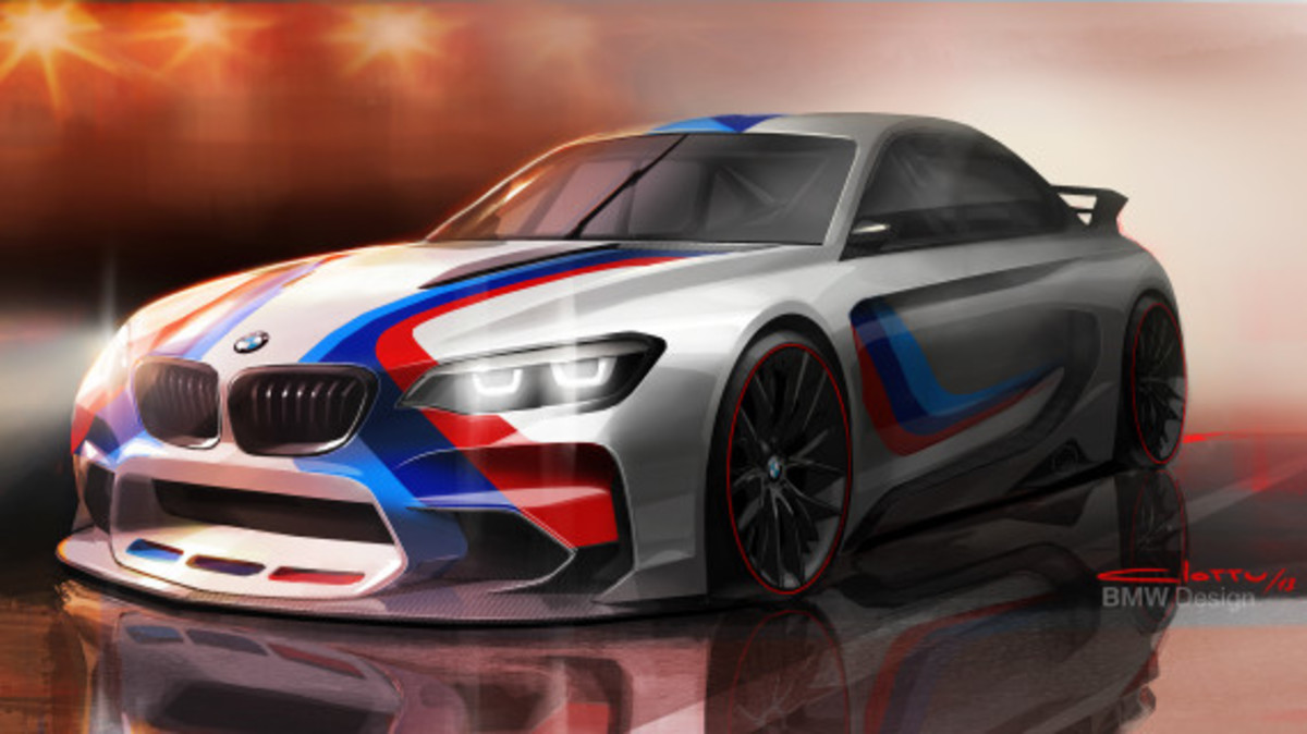 BMW Vision Gran Turismo | For Sony PlayStation 4 and Gran Turismo 6 - 7