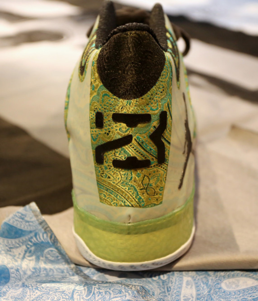 "Air Jordan XX9 - ""Paisley"" Prototype Samples - 5"